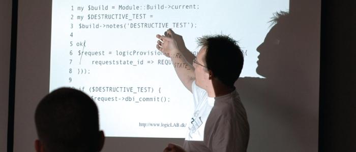 Adapted from Jonas on Module::Build by Jon Ausland www.flickr.com/photos/jooon/55661802/